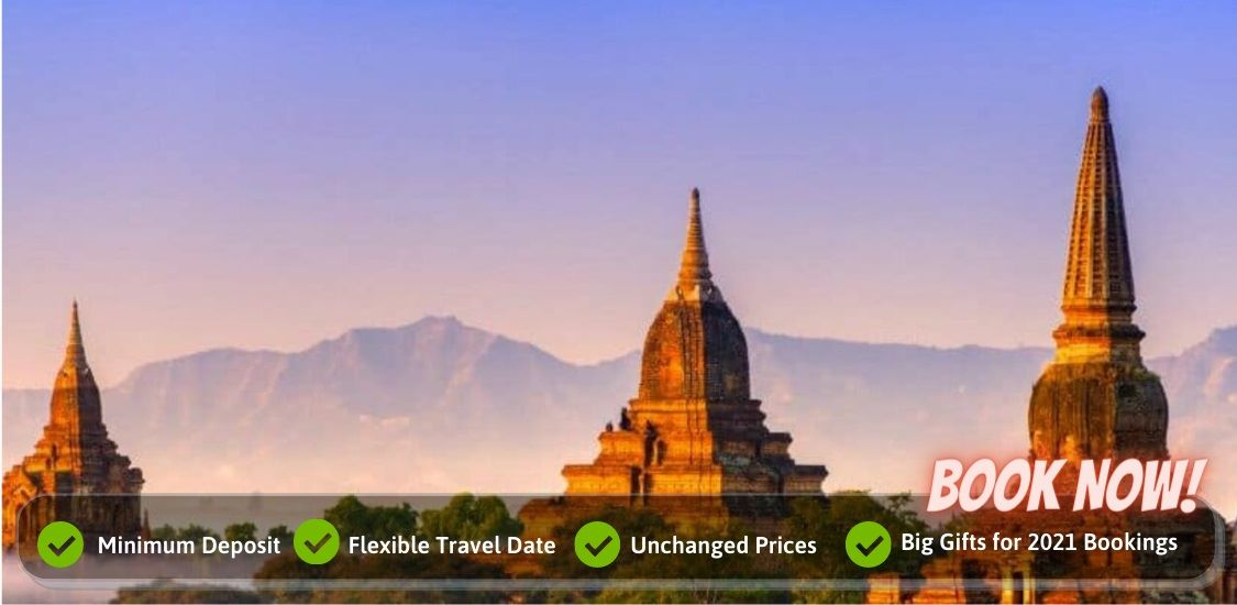 time to replan your myanmar tour packages